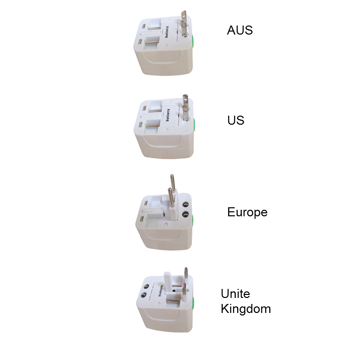 USB TRAVEL ADAPTOR